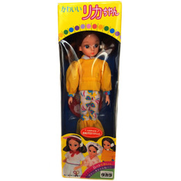 Takara Vintage Licca-chan 35 Anniversary 2nd Gen Repro in Vintage Outfit