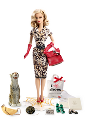 Charlotte Olympia™ Barbie® Doll