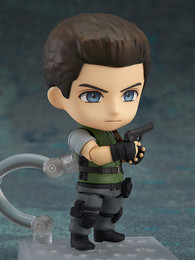 Nendoroid 681 - Chris Redfield Resident Evil