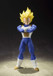 S.H.Figuarts Dragonball Series - Dragon Ball Z: Super Saiyan Vegeta