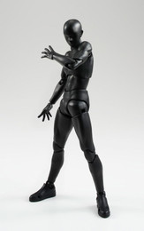 S.H.Figuarts - Body-kun ( Solid Black Color Ver.)