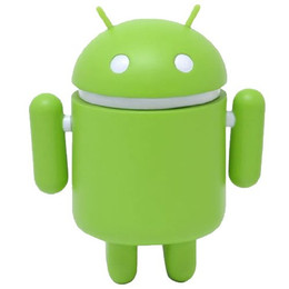 ANDROID Mini Collectible - Standard Edition (Japan Limited Version)