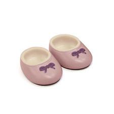 PetWORKs Closet - DecoNiki Shoes, Ballet Flats, Smoky Beige