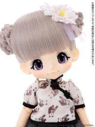 KIKIPOP! - ROUROU × KIKIPOP! PANDA (Oriental Silver)