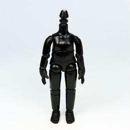 OBITSU BODY 11 - 11cm Body (Black Skin)