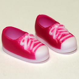 OBITSU BODY ACCESSORY - Obitsu Body 11cm Sneakers - Pink