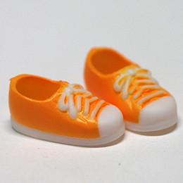 OBITSU BODY ACCESSORY - Obitsu Body 11cm Sneakers - Orange