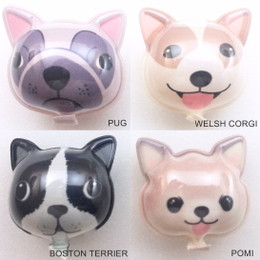 Miniature Balloon (Puppy Shape) for Dolls  / Figures Decoration