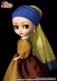 P-093 Pullip Girl with a Pearl Earring
