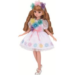 LD-08 Licca Flower Girl