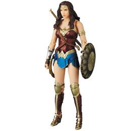 "MAFEX No.048 MAFEX WONDER WOMAN ""Wonder Woman"" Ver."