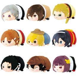 Mochimochi Mascot - Bungou Stray Dogs (9 Pack box)