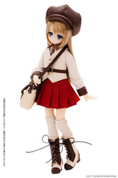 Alvastaria - Day of Departure / Katie 1/6 Doll
