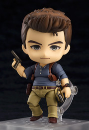 Nendoroid 698 - Nathan Drake: Adventure Edition - Uncharted 4: A Thief's End