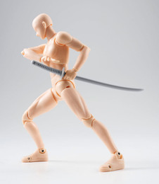 S.H.Figuarts - Body-kun DX Set (Pale orange Color Ver.)
