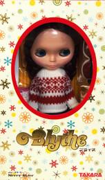 Neo Blythe Merry Skier Blythe Shop Exclusive