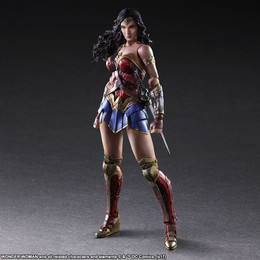 Square Enix - Play Arts Kai - Wonder Woman