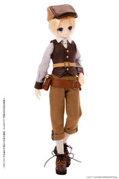 Alvastaria - Day of Departure / Neil 1/6 Doll