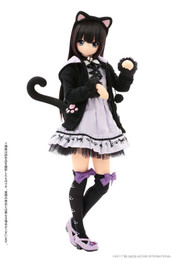 Sahra's a la Mode: meow x meow a la mode - Black Cat / Lycee
