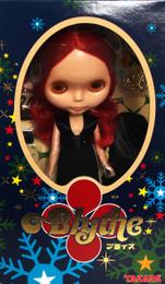 Neo Blythe Rouge Noir