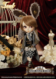 I-934 Isul White Rabbit in Steampunk World