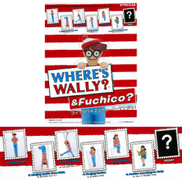Cup no Fuchico - Cup no Fuchiko &  WHERE'S WALLY?  12 Pcs Box