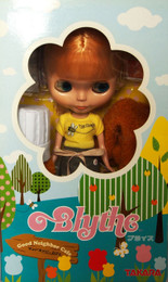Neo Blythe Good Neighbor Cafe (Creased Box)