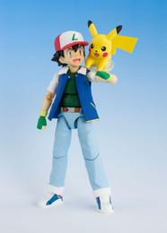 S.H.Figuarts Pokemon Series: Ash Ketchum