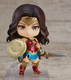 Nendoroid 818 -  Wonder Woman: Hero's Edition