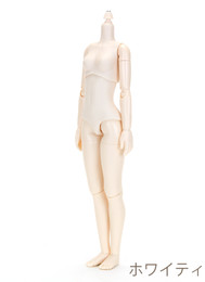 OBITSU BODY 24 W ver2 - 24cm Female M Bust (White Skin)