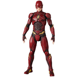 MAFEX No.058 MAFEX JUSTICE LEAGUE FLASH