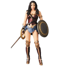 MAFEX No.060 MAFEX JUSTICE LEAGUE WONDER WOMAN
