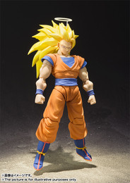 S.H.Figuarts Dragonball Series - Dragon Ball Z : Super Saiyan 3 Son Gokou