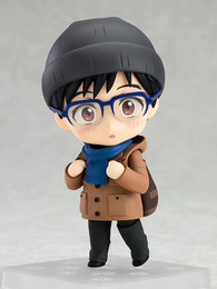 Nendoroid 849 - Yuri on Ice: Yuri Katsuki Casual Ver.