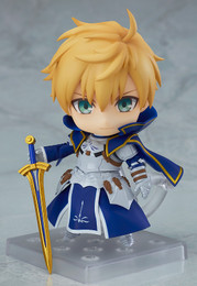 Nendoroid 842-DX - Fate/Grand Order: Saber/Arthur Pendragon (Prototype) Ascension Ver.
