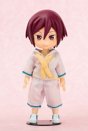 Kisekae Action! Niitengo - Free! Eternal Summer : Rin Matsuoka Posable Figure