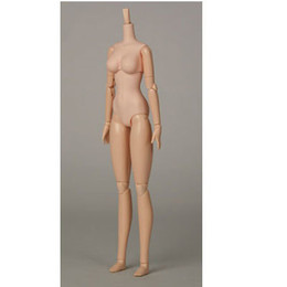 OBITSU BODY 27 W - 27cm Female SBH Soft Bust M-Size  (Natural Skin)
