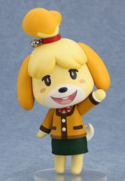 Nendoroid 386 - Animal Crossing: New Leaf: Isabelle Winter Ver. REISSUE