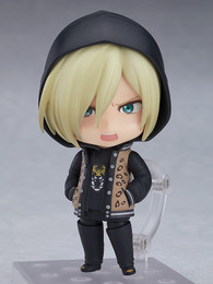 Nendoroid 874 - Yuri on Ice: Yuri Plisetsky Casual Ver.