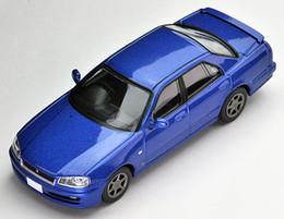 Tomica Limited Vintage NEO LV-N170a Skyline 25GT-V (Blue)