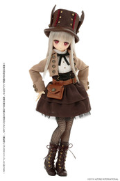 Alvastaria - Chiisana Minarai Kisha / Ravi 1/6 Doll