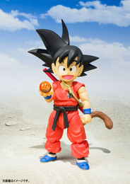 S.H.Figuarts Dragonball Series - Son Goku - Childhood