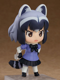 Nendoroid 911- Kemono Friends: Common Raccoon