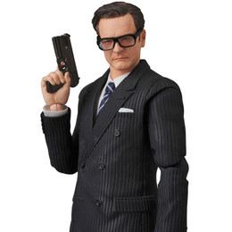 "MAFEX No.073 MAFEX Harry ""Galahad"" Hart from ""Kingsman"""