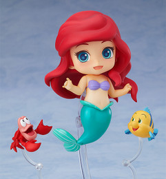 *Pre-order due date: 2020/09/06 - Nendoroid 836 - The Little Mermaid:  Ariel PRE-ORDER