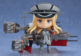 Nendoroid 922 - Kantai Collection -Kan Colle-: Bismarck Kai
