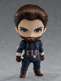 Nendoroid 923 -  Avengers: Infinity War: Captain America Infinity Edition