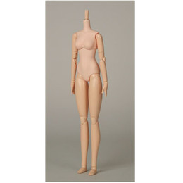 OBITSU BODY 27 W - 27cm Female SBH Soft Bust S-Size  (Natural Skin)