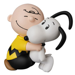 Ultra Detail Figure No.431 UDF - PEANUTS Series 8: CHARLIE BROWN & SNOOPY