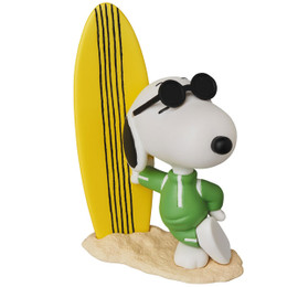 Ultra Detail Figure No.433 UDF - PEANUTS Series 8: JOE COOL SNOOPY w/SURFBOARD